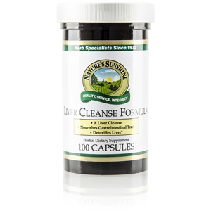 LIVER CLEANSE FORMULA (FORMERLY LIV-A)