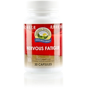 NERVOUS FATIGUE FORMULA, CHINESE TCM CONCENTRATE (30)