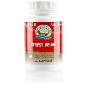 STRESS RELIEF, CHINESE TCM CONCENTRATE (30)