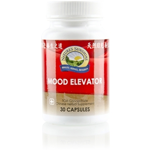 MOOD ELEVATOR, CHINESE TCM CONCENTRATE (30)