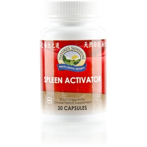 SPLEEN ACTIVATOR, CHINESE TCM CONC (30)