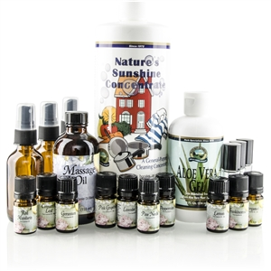 Aromatherapy Product Pack