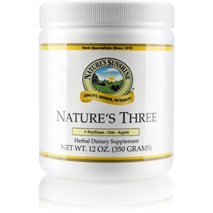 NATURE'S THREE (12OZ)