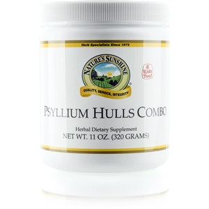 PSYLLIUM HULLS COMBINATION (11OZ)