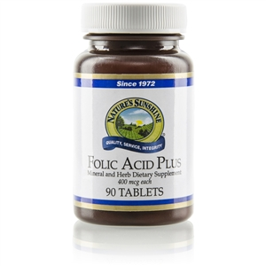 FOLIC ACID PLUS (90)