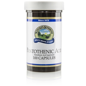 PANTOTHENIC ACID-250 MG