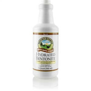 BENTONITE, HYDRATED (32 FL OZ)