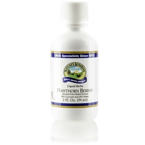 HAWTHORN BERRIES EXTRACT (2 FL OZ)