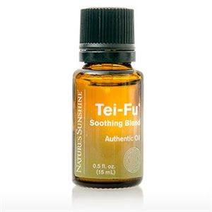 Tei-Fu Soothing Essential Oil Blend (15 ml)