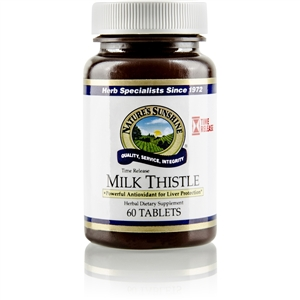 MILK THISTLE TIME RELEASE (60)