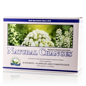 NATURAL CHANGES (42 PACKETS)