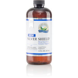 Silver Shield w/Aqua Sol (20 ppm) (16 fl. oz.)