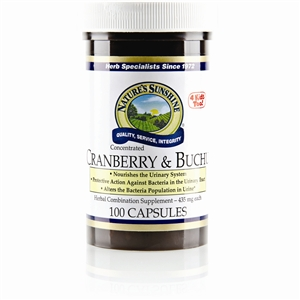 CRANBERRY & BUCHU CONCENTRATE
