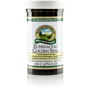 ECHINACEA & GOLDEN SEAL CAPSULES