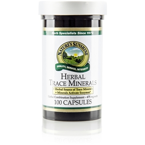HERBAL TRACE MINERALS (FORMERLY THREE)
